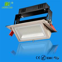 aluminium Heat dispelling HIGH LUMINOUS 2014 190mm cutout led downlight 230v