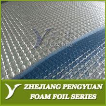 flooring underlayment foam with aluminum foil