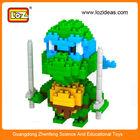 LOZ ninja turtles series intelligence mini building