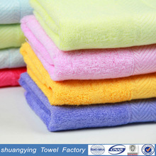 china factory customize pere color cotton dobby bath textile