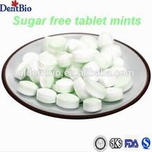 0.4g sugar free various flavor multi colour energy mints candy brands