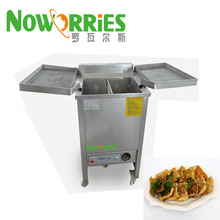 commercial improved Tofu frying machine