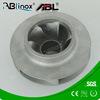 Precision casting stainless steel centrifugal fan impeller design