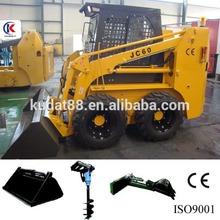 used bobcat skid steer loader JC60