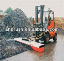 floor sweeper brush/steel wire snow sweeper brush