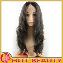 High Feedback Virgin Remy Human Short Style Grey Hair Wig