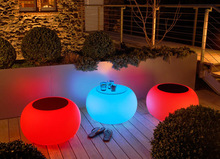luminous coffee table / led pool table (TP112)