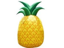 2014 new and hot advertising giant inflatable Pineapple
