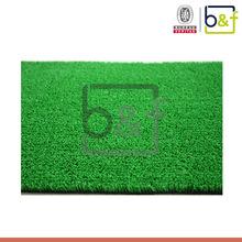 leisure time artificial grass garden rugs