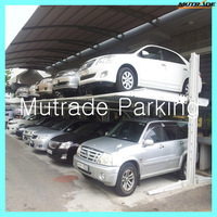 Hydraulic Parking System Mechanical Car Park Ramps