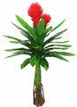 artificial vaso de flores e desenho