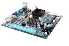 NAS HDMI 1037u mini itx motherboard 1.8GHZ, HM77,HD 2000,6*SATA,2*GLAN,2*USB3.0,2*USB2.0,HDMI