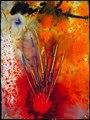 in vetro di murano gesù cristo dipinti ad olio vendendo bene