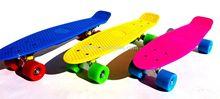 new retro penny skateboard complete longboard cruiser