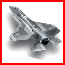 rc fms airplane radio controlled fighter ducted fan rc jets/F35 rc strike fighter fms models