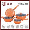 cookware aluminum casserole