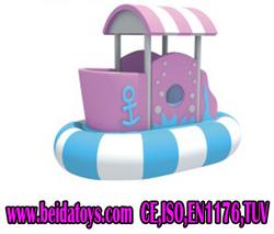 Children ELectric Pirate Ship Toys BD-R729