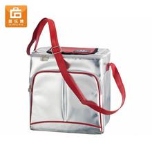 High-end grade atmosphere outdoor picnic aluminium foil beer cooler bag