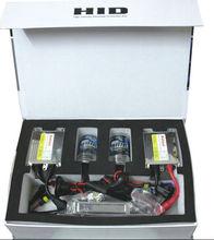 6000K HID Equivalent 20W High Power Cree H4 Hi Lo Beam LED Headlights Conversion Kit