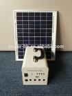 10W Solar Power System sun power system solar lighting system mini solar generator