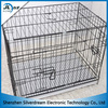Made in China folding dog cage pet cage dog carrier/strong stainless steel/iron dog cage