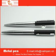 hot sale latest style twist metal ballpoint pen