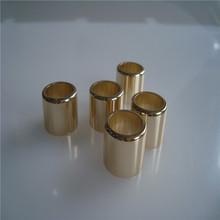 Aluminium perfume collar wholesale/golden aluminium ring for sale