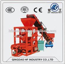 incastro di calcestruzzo per pavimentazione macchina blocco e macchina del blocco di cemento