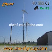 3kw Horizontal gerador de turbina de vento / vento / new energy equipamentos / PMG