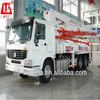 brand new 42m Japan ISUZU concrete boom pump truck