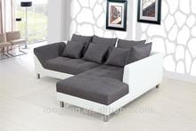 LA-3579 fashional design corner leather sofas