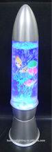 """LED aquarium 17.3"""" aluminum base tropical fish bubble fish lamp"""