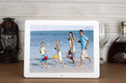 Ultra-thin 12 inch LED Monitor picture ,music,720P video advertising player