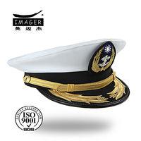 Asian navy captain sailor hat for sale