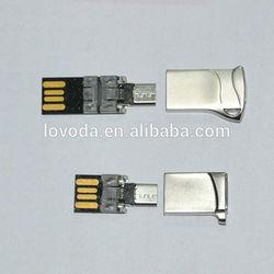 2014 NEW! OTG USB Stick,Mutil-function USB Drive 8GB/bulk 1gb usb flash drives/bluetooth usb memory stick LFN-OTG3