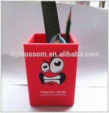 Eco-Friendly plastic pen holder Custom pen holder with logo