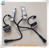 2014 New led headlamp 1800lm 9007 led headlight bulb H4 H7 9006