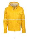 Cheap Waterproof Plastic Adult Foldable Waterproof Rain Jacket Raincoat