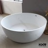 Artificial stone freestanding bath , resin bath tub , engineered stone bathtubs