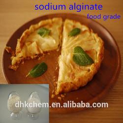 sodium alginate food grade natural thickeners qingdao professional supply