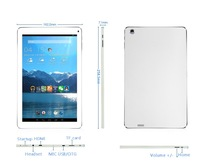 RK3188 cortex A9 FHD screen 2G 16G android 4.2 quad core 1080p full hd tablet pc with hdmi input