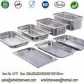 lfgb acero inoxidable contenedores gastronorm más y detector de metales para la industria alimentaria