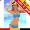 WELLA LINGERIE Halter Blue Lagoon Jungle Jewel Push-Up bikini 2014 hot sexy new sex bikini