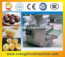 2014 hot sales Automatic Cupcakes Filling machine/cupcake making machine