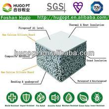 [HUGO]100% no asbestos eps cement sandwich wall panel calcium silicate board/panel