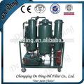 Resíduos de óleo dispositivo de limpeza, reciclagem de óleo usado, motor diesel purificadordeóleo