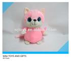 Custom soft cheap toys plush bee