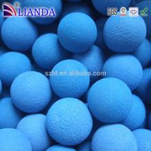 EVA Sponge Ball For Children's fun/Blue Color
