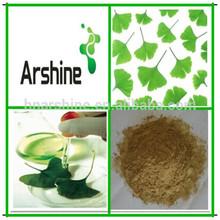 100% Natural Flavonoids ginkgo biloba extract pure
