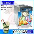 Danfoss válvula de expansión para mesa de la máquina de helado suave